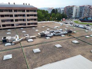 La renovación del aire en espacios cerrados es fundamental para asegurar un ambiente adecuado para trabajar