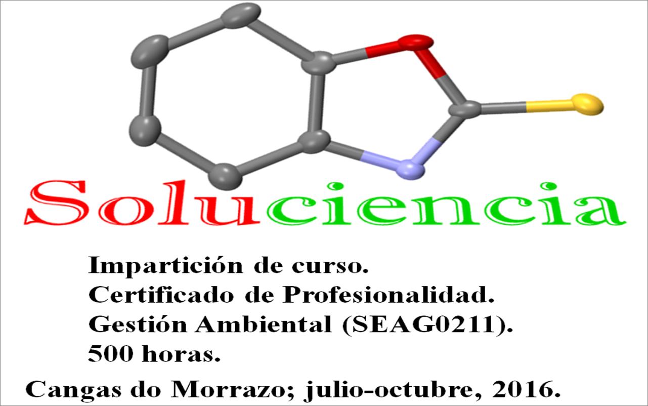 Soluciencia presenta un curso de Gestión Ambiental en Cangas do Morrazo.